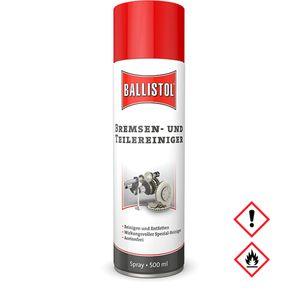 Ballistol Technische Produkte Bremsen und Teilereiniger Spray 500ml
