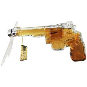 Armenische Edelspirituose Revolver Pistole Geschenkset 0,2L 10 Jahre Reifezeit
