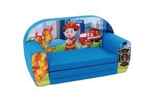 Knorrtoys Kindersofa Kindersessel Sessel Sofa Paul Firestation