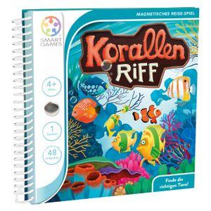 10141850 - Korallen Riff, Lernspiel, für 1 Spieler, ab 4 Jahren