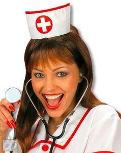 Sexy Krankenschwester Haube