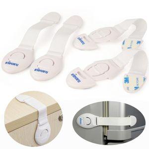 KIDUKU 6x Kindersicherung Schrankschloss Schubladensicherung Baby Kinder Schutz
