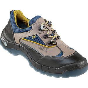 OTTER 93227 Sicherheitsschuh Sicherheitsschuhe Arbeitsschuhe Schuh modern Flach, Größe:49
