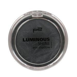 P2 Make-up Augen Lidschatten Luminous Shine Eye Shadow 833336, Farbe: 030 metal kiss, 19 g