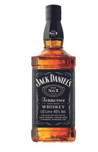Jack Daniel's Old No. 7 Tennessee Whiskey | 40 % vol | 1 l