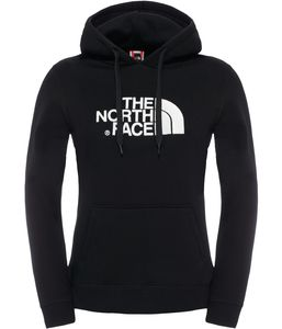 The North Face Drew Peak Kapuzenpullover Damen tnf black/tnf white Größe L