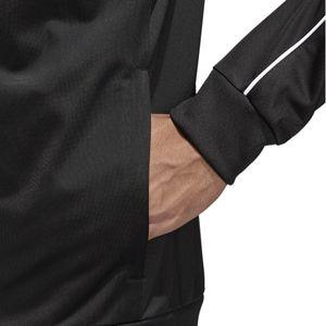 adidas Herren Trainingsjacke , Größe:L, Farbe:Schwarz