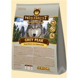 Wolfsblut - Grey Peak Senior Ziege+Süßkartoffel, 2kg
