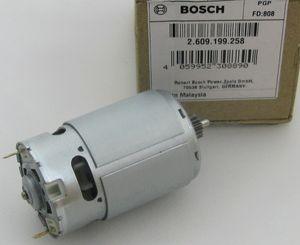 Bosch Original Motor GSR 10,82 V-Li Gleichstrommotor 2609199258