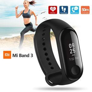 Xiaomi Mi Band 3 Smart Armband Fitnesstracker Sportarmband Schrittzähler
