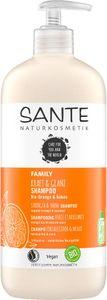 SANTE Family Kraft & Glanz Shampoo Bio-Orange & Kokos