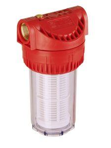 TIP Universal-Wasserfilter G 7 178 mm (7'), Feinfilter G 7 komplett mit Mehrweg-Einsatz;  31058