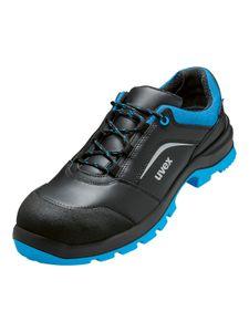 uvex Sicherheitsschuhe uvex 2 xenova® Halbschuh S3 SRC schwarz/blau Größe