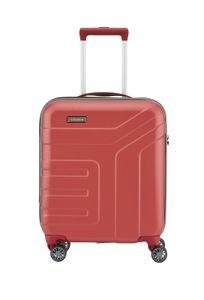Travelite Vector 4 Rollen Rot 55 cm Trolley 40 L Koffer 72047-88