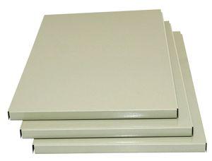 3 SZ Metall Fachböden grau für 206995, 207068