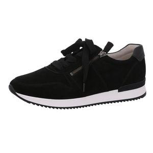 Gabor Sneaker Low Schwarz Damen