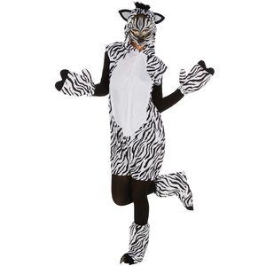 dressforfun Kostüm Zebra - XL