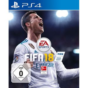 FIFA 18 - Konsole PS4