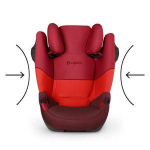 CYBEX Solution M-Fix SL Scuderia Ferrari , Farbe:Racing Red