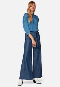 Mavi YOUNG FASHION Damen FLARE LEG PANTS Damen Hose Jeans denim S
