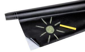 VBS Tafelfolie, 45 x 200 cm, schwarz