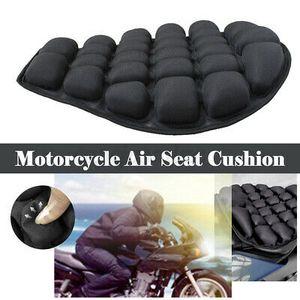 Motorrad Luft Sitzkissen Druckentlastung Ride Sitzkissen Motorrad Abdeckung 36*37.5*4cm