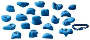 Entre Prises Kinderklettergriffe Kids, Farbe:blau