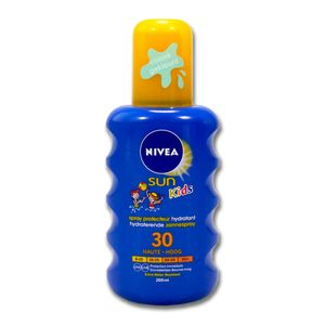 Nivea Zonnebrand Spray Kids Extra Water Proof SPF 30 - 200 ml