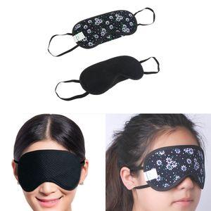 2 Stück Schlafmaske Augenmaske Reise Augenmaske für komplette Dunkelheit, Bequem für Kinder und Erwachsene