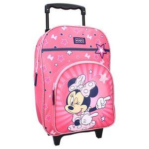 Disney trolley Minnie Mouse Mädchen 28 x 31 cm Polyester rosa