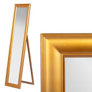 Standspiegel NURI Antik-Gold ca. H160cm