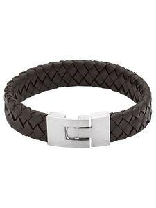Leonardo 015304 Facile due Herren-Armband