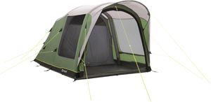 Outwell Cedarville 3A, Camping, Aufblasbarer Rahmen, Gruppenzelt, 3 Person(en), Bodenwischlappen, Schwarz, Grün, Grau