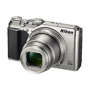 Nikon COOLPIX A900 Kompaktkamera silber