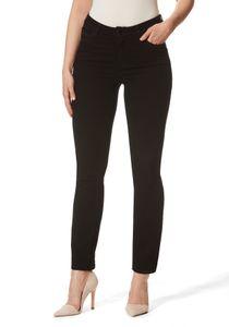 Stooker Milano Damen Stretch Jeans Hose Black (6999) Magic Shape Effekt(44,L30)