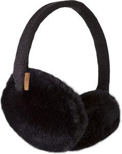 Barts Unisex Ohrenschützer Plush Earmuffs schwarz