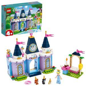 LEGO® Disney Princess Cinderellas Schlossfest, 43178