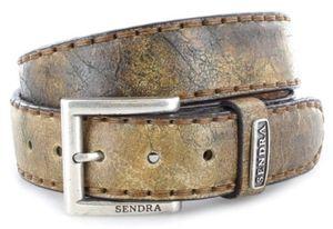 Sendra Boots 8563 Barbados Camello Cepillado, Länge:105
