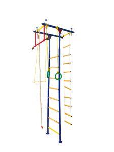 Sprossenwand Klettergerüst Turnwand Kindersportgerät Kinder indoor Kletterwand