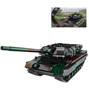1346 PCS Bausteine Militärische Serie Panzer Panzerwagen Modell DIY Kinder Lernspielzeug Geschenk XINGBAO-06040