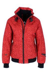 Chiemsee Damen Skijacke 1061702 Atmungsaktiv 5.000 g/m²/24h, Größe:XS, Chiemsee Farben:Red/Dark Red