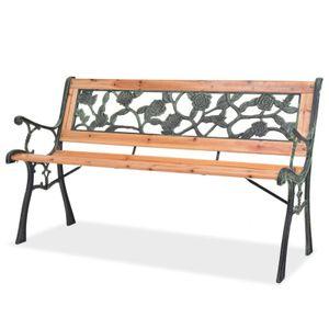 anlund Gartenbank 122 cm Holz
