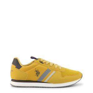 U.S. Polo Assn. NOBIL4115S1_TH1 Herren Gelb 117743. Color: Gelb, Size: EU 42