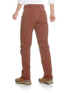 Tatonka Mohac W' Pants Funktionshose Damen, Farbe:aubergine red, Größe:Gr. 40