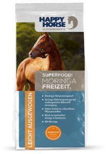 """Happy Horse Superfood """"Moringa und Freizeit"""" 2 x 14 kg"""