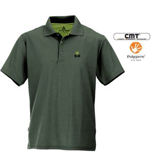 MAUL Spiez fresh 1/2 Poloshirt cactus green cactus green 58