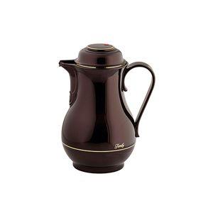 ROTPUNKT 830 black cherry Isolierkanne, 1,2 Liter, black cherry