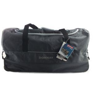 Donnay Reisetasche mit zwei Rollen 80 Liter   Hochwertige und leichtgängige Rollen