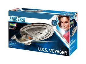 modellraumschiff USS Voyager 51 cm 67-teilig