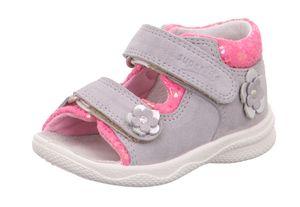 Superfit Baby - Mädchen Lauflern in Grau, Größe 23